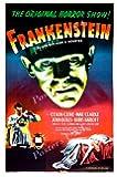 "Posters USA Frankenstein GLOSSY FINISH Movie Poster - FIL875 (16"" x 24"" (41cm x 61cm))"