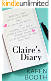 Claire's Diary: A prequel to Bring Me Back (Forever Book 4)