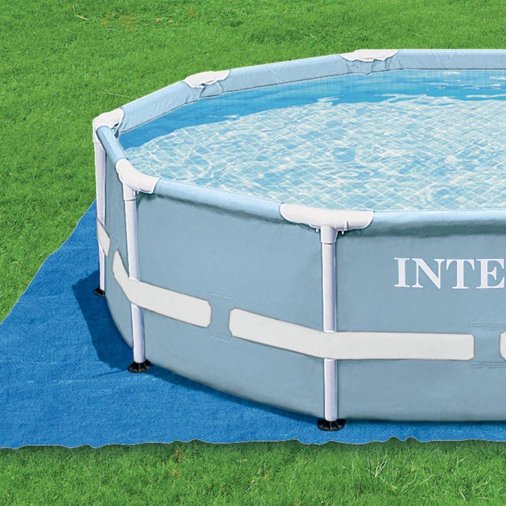 Intex Prisma Frame - Piscina desmontable, 457 x 84 cm, con ...