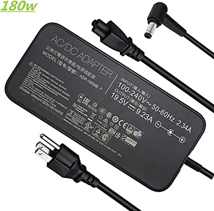 ASUS ROG G-series AC Adapter Charger ADP-180MB F 19.5V 9.23A 180W Power Supply