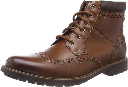 Clarks Herren Curington Rise Chelsea Boots