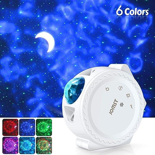 Amazon.com: Jomst Star Proyector 3 en 1 LED de luna y ...