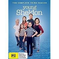 Young Sheldon: Season 3 (DVD)