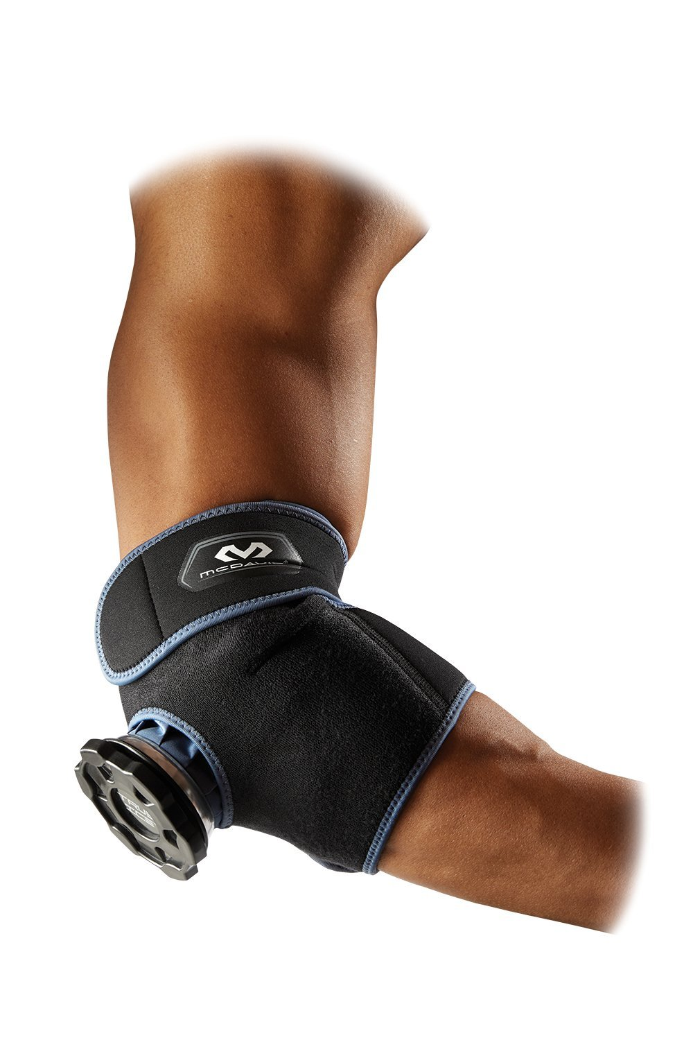 McDavid Elbow/Wrist Ice Wrap, Ice with Compression for Elbow/Wrist w/Reusable Ice Pack, Cold Therapy for Sprains, Muscle Pain, Bruises & Inflammation