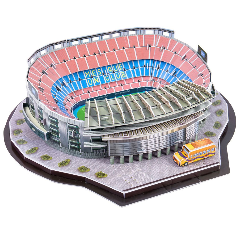 2018 Russland Welt Souvenirs Camp NOU Stadion Emirates Stadium3D Puzzle Modell Fußball Fan Souvenirs Macht EIN großes Souvenir Schöne Dekoration,S