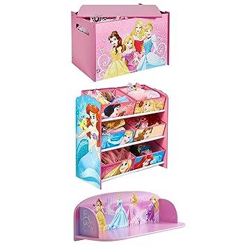 Disney Jeu De Rangement De Meubles De Chambre De Princesse De