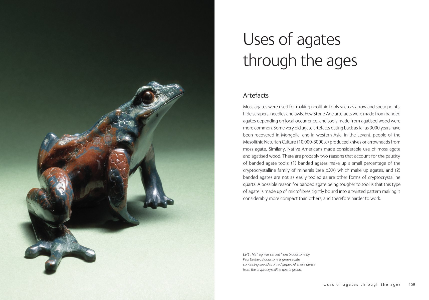 Agates: Treasures of the Earth: Roger Pabian, Brian Jackson, Peter Tandy:  9781770856448: Amazon.com: Books