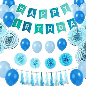Genmer Geburtstagsdeko Kindergeburtstag Deko Geburtstagsparty