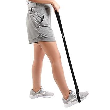 Amazon.com: Correa para levantar piernas para movilidad de ...