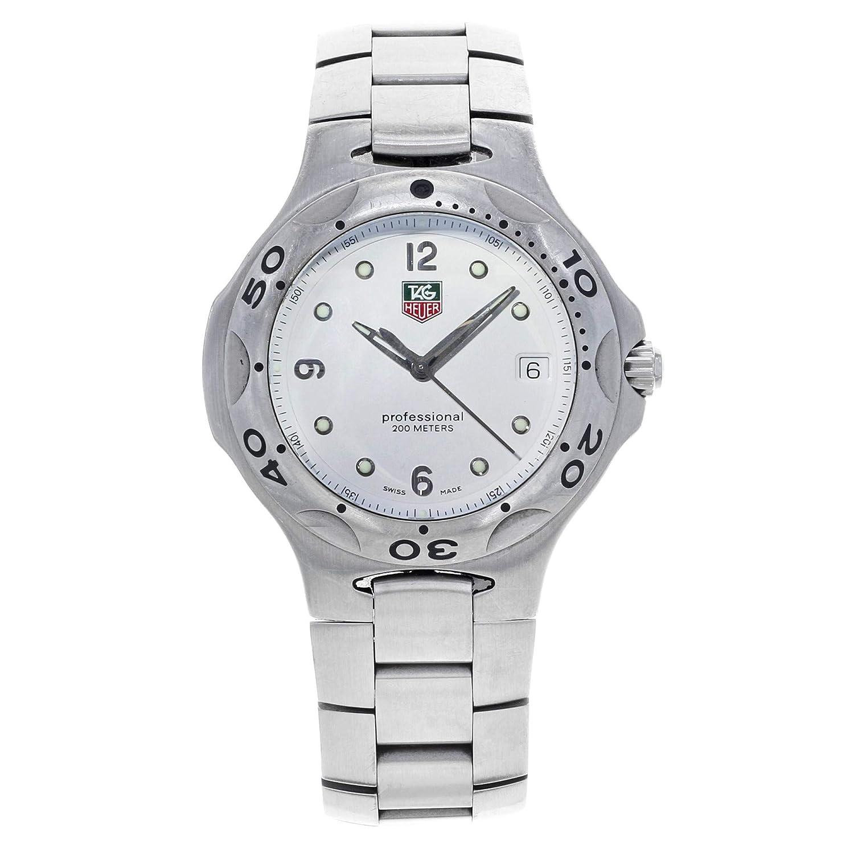 Tag Heuer Kirium Quartz Male Watch WL1010.BA0700 (Certified Pre-Owned)