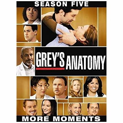 Amazon Greys Anatomyseason 57disc Everything Else