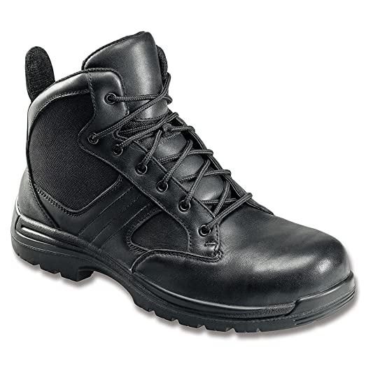 A7418 W Men's Black EH Composite Toe - 9
