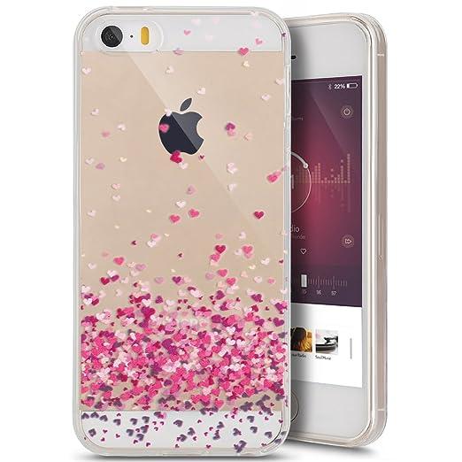 8 opinioni per Cover iPhone 6/6S 4.7 Custodia TPU Silicone Cassa Gomma Soft Silicone Case