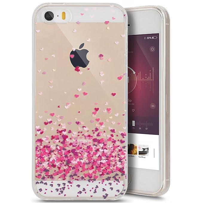 11 opinioni per Ukayfe Cover Compatibile con iPhone 6/6S,Custodia TPU Silicone Cassa Gomma Soft