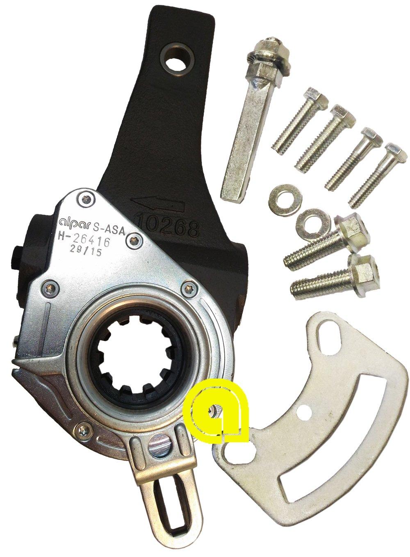 ALPAR H-26416 Haldex Type Automatic Slack Adjuster, Ref-40010216, 10 Spline by alpar