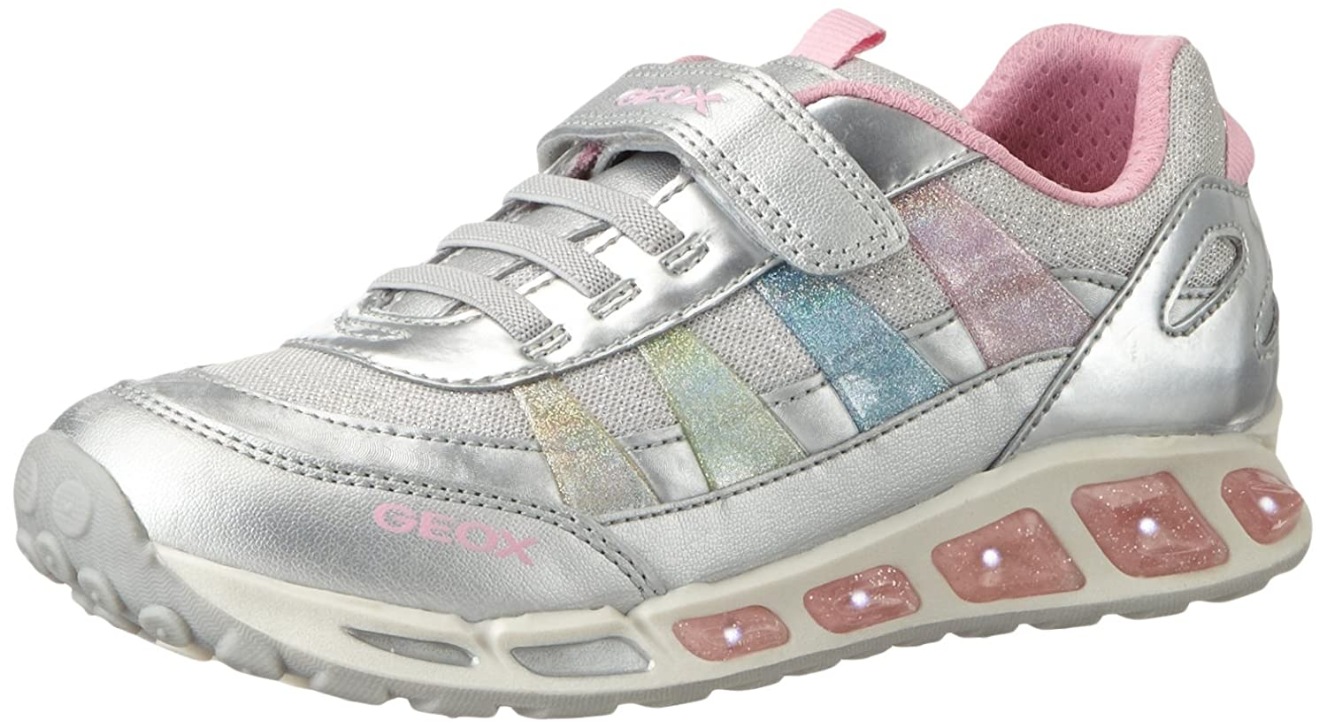 Geox J Shuttle G.A Girls Sneakers//Shoes