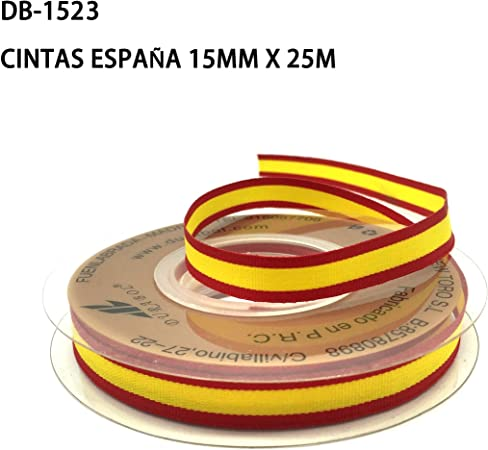 Durabol Cinta Bandera España Pulseras Lazos Pulsera Bandera Flag: Amazon.es: Hogar
