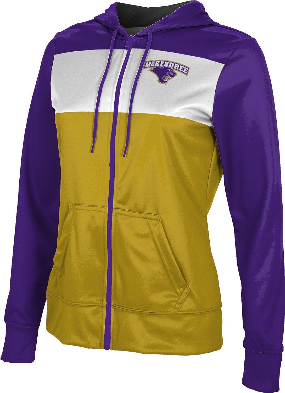 School Spirit Sweatshirt ProSphere McKendree University Girls Pullover Hoodie Ombre