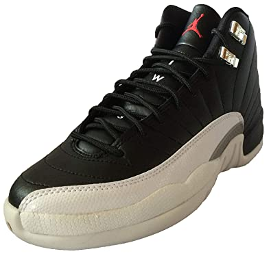26ca3c6152d7 Air Jordan 12 Retro Playoffs (Black Varsity Red-White) (13)