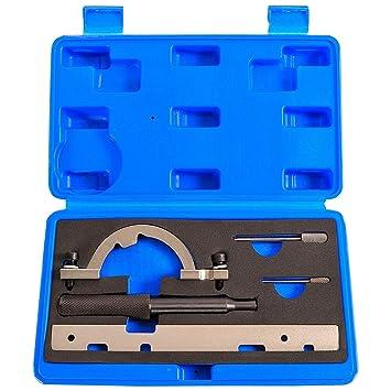 5 piezas OPEL Set de herramientas de Bloqueo Cadena distribución ...