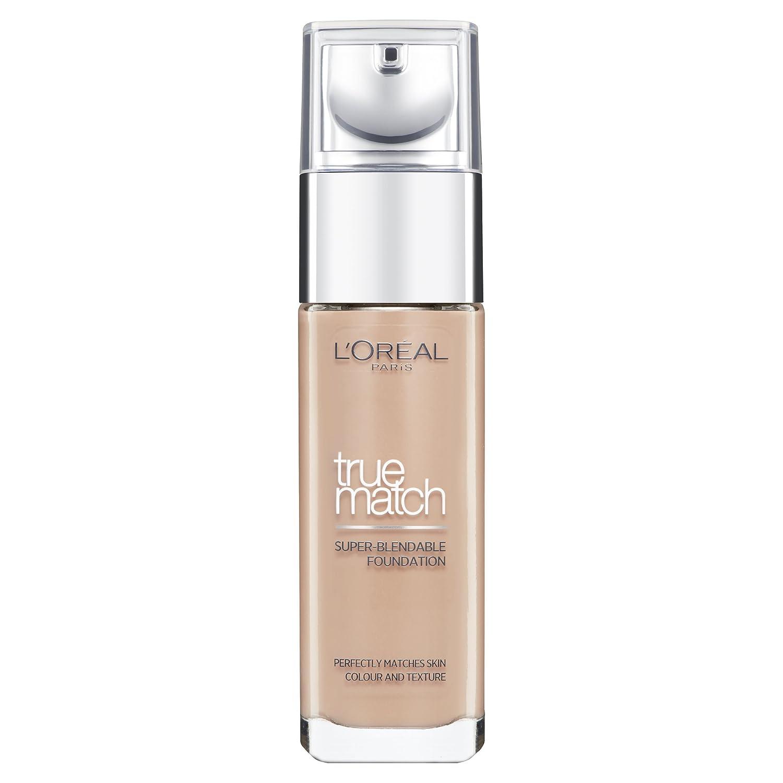 L'Oréal Paris True Match Foundation, 1.N Ivory, 30 ml L' Oreal 3600522862383