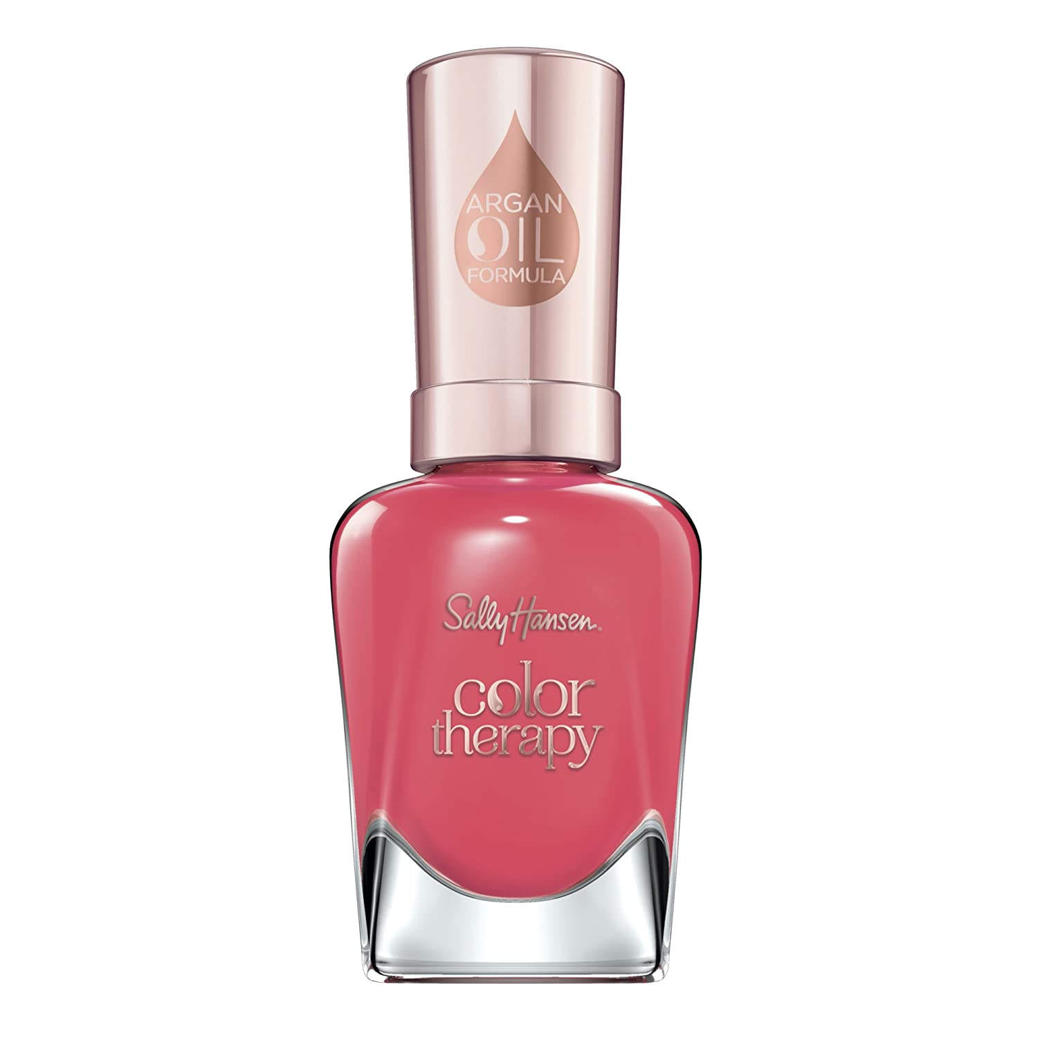 Sally Hansen Vernis à ongles Color Therapy couleur 360, Red Câble Y to Glow, 1pièce 30600066360