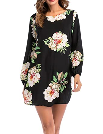 28c857038a Weant Ladies Sweatshirt Print Floral Long Sleeve O-Neck Pullover Sweatshirt  Sweater Jacket Coat Tunic Plus Size Blouse Tops Jumper Womens Sale Women T  Shirt ...