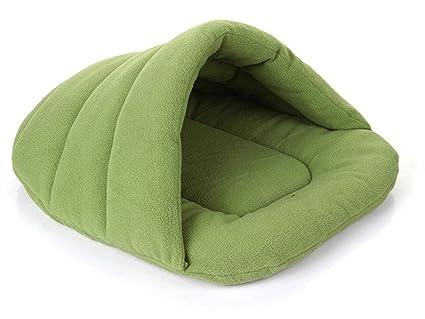 Bed Pet Fleece Warm Cat Mat Polar Material Sofa Small Bag Sleeping Dog Puppy 5rprC0xwq