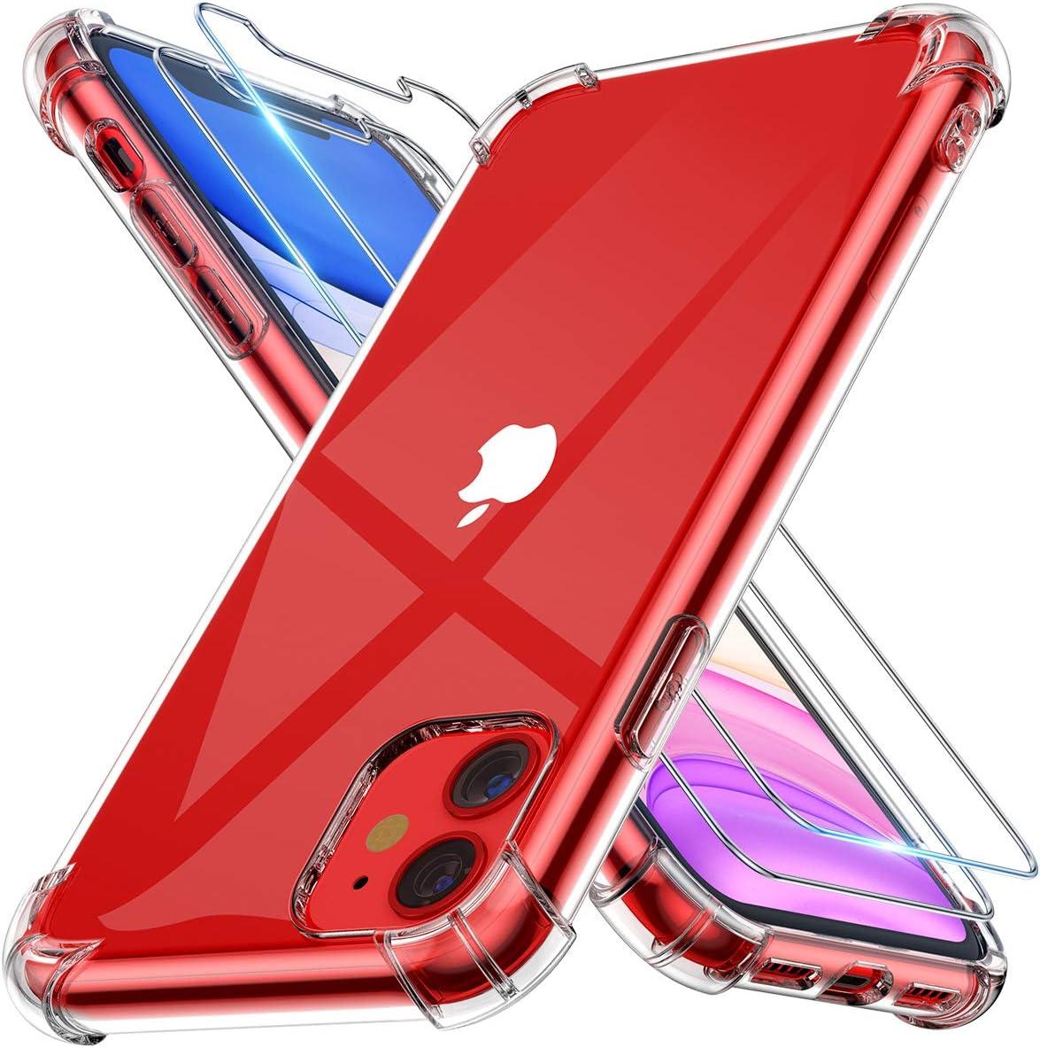Alexcase Iphone 11 Hülle Hülle Für Iphone 11 Silikon 2 Elektronik