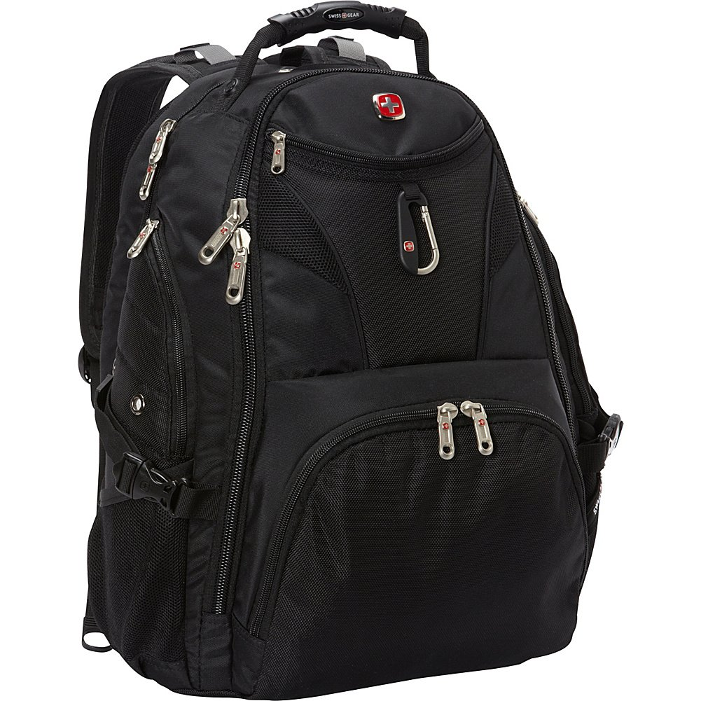 SwissGear Travel Gear 5977 Laptop Backpack- EXCLUSIVE (Black)