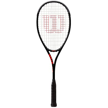 Wilson Pro Staff CV Raqueta de squash, Peso en la cabeza ...