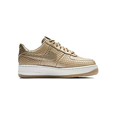 7692bc57adb Nike NIKE917590-900 Air Force 1 Upstep PRM - 917590-900 - Blanc ...