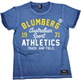 462e2d778f4 Blumberg Women s Australian Sport Athletics Track and Field 1971 - Vintage T -Shirt
