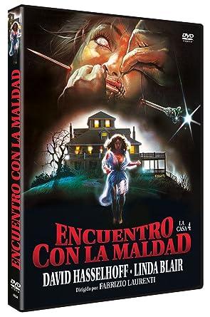 Encuentro con la Maldad DVD 1988 La casa 4 - Witchcraft