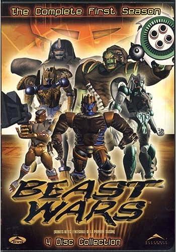 DVD des Épisodes de… Beast Wars/Robots-Bêtes/Animutants ― Beast Machines/Mécanimaux/Animachines ― En Anglais et Français - Page 3 71FppVGAvZL._AC_SL500_