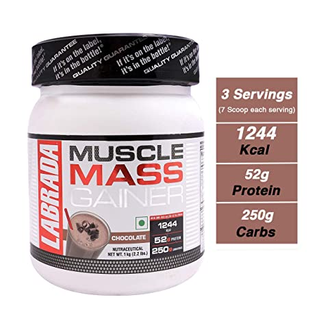 Mass and muscle weight gainer review