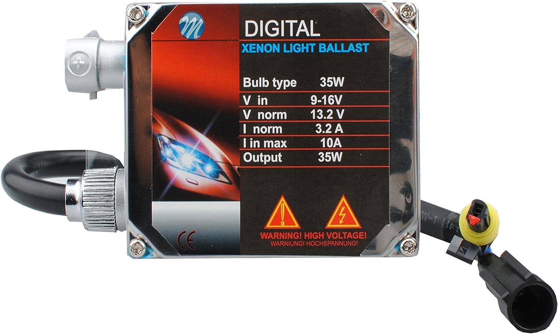 Tech kdcmph76/Kit Xenon BASICO H7/6000/K