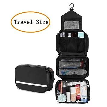 a790e7c52 Neceser de Viaje Hombre Mujer /Neceser Maquillaje / Bolsa de aseo bolso  Maquillaje Organizador /