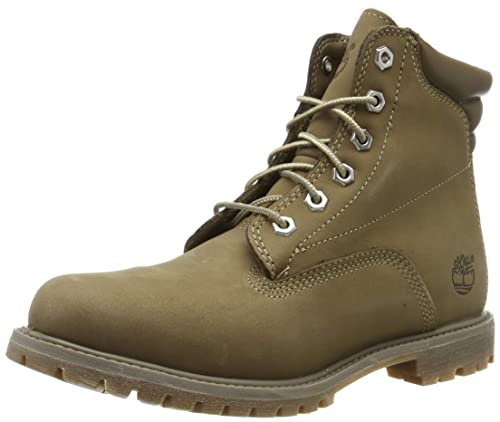 check out 2858c aeb02 Timberland Damen Waterville 6 Inch Basic Waterproof Stiefel