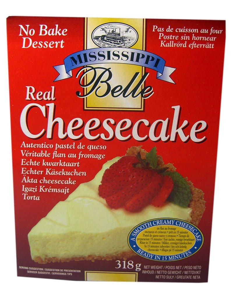 Mississippi Belle, Maas para tarta - 3 de 318 gr. (Total 954 gr.): Amazon.es: Alimentación y bebidas