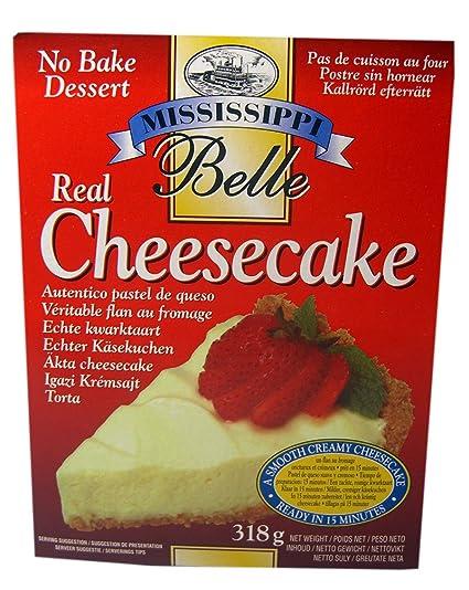Mississippi Belle, Maas para tarta - 3 de 318 gr. (Total 954 gr