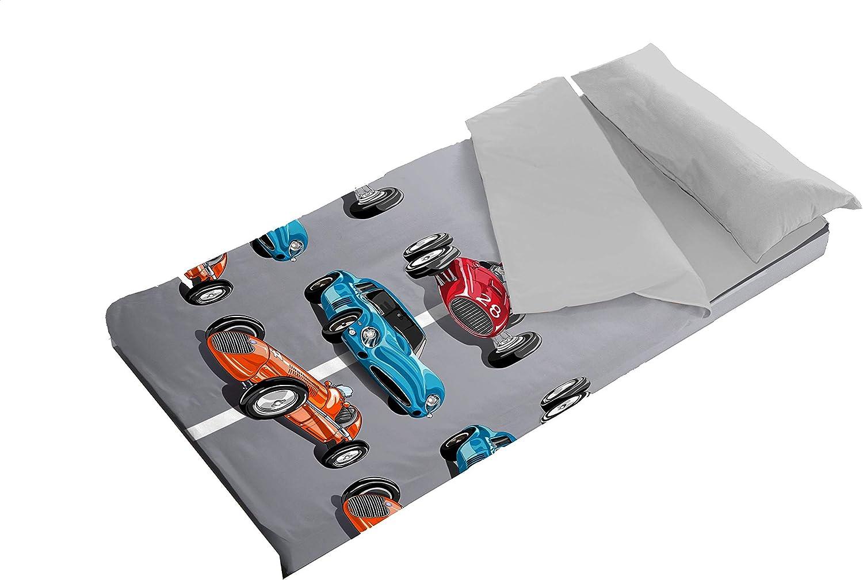 Interior de Coralina Saco N/órdico Infantil Cars para Cama de 90 o 105 cm Denisa Home 90 cm
