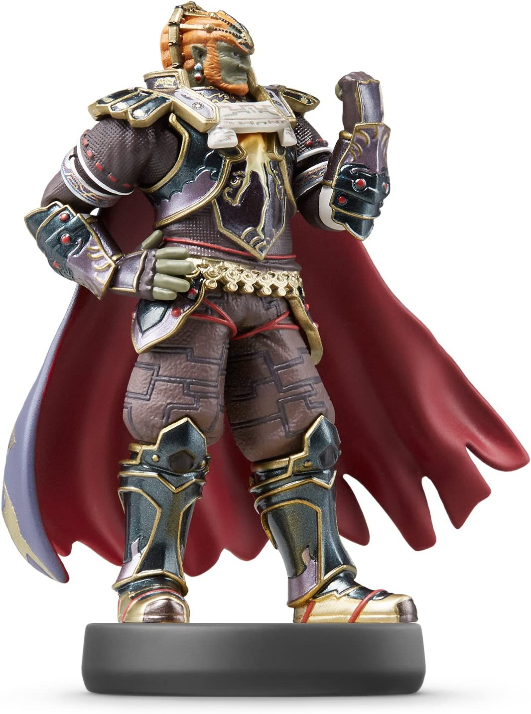 Amazon Com Amiibo Super Smash Bros Ganondorf Figure For