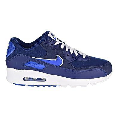 1f94a04566c ... NIKE Air Max 90 Essential Men s Shoes Blue Void Game Royal White  aj1285- ...