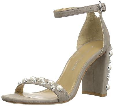 073e9884ac1 Amazon.com  Stuart Weitzman Women s Morepearls Heeled Sandal  Shoes