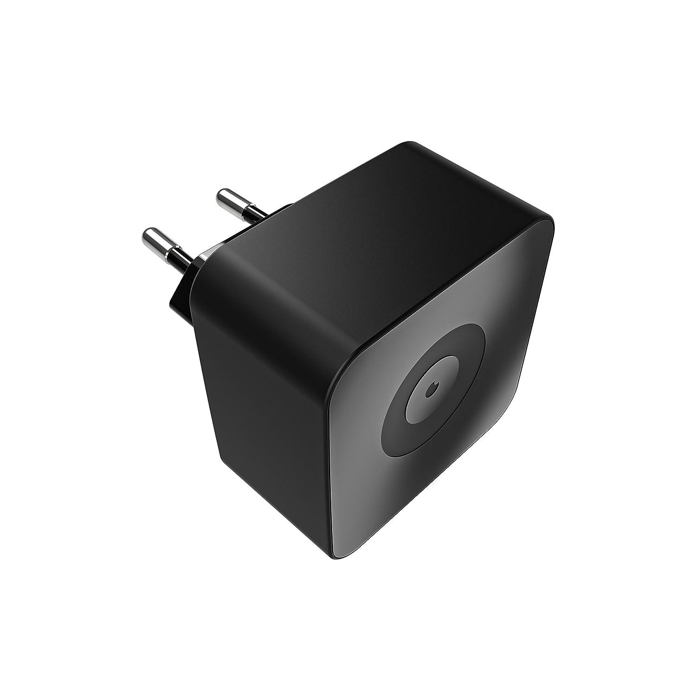 Muvit MUACC0118 1A + 2.1A Color Negro Transformador USB Dual 3.1A