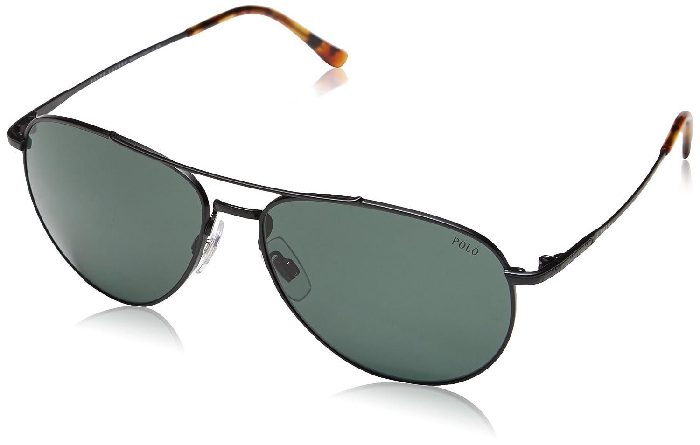 Ralph Lauren Polo - Gafas de sol Aviador PH 3094 para hombre ...