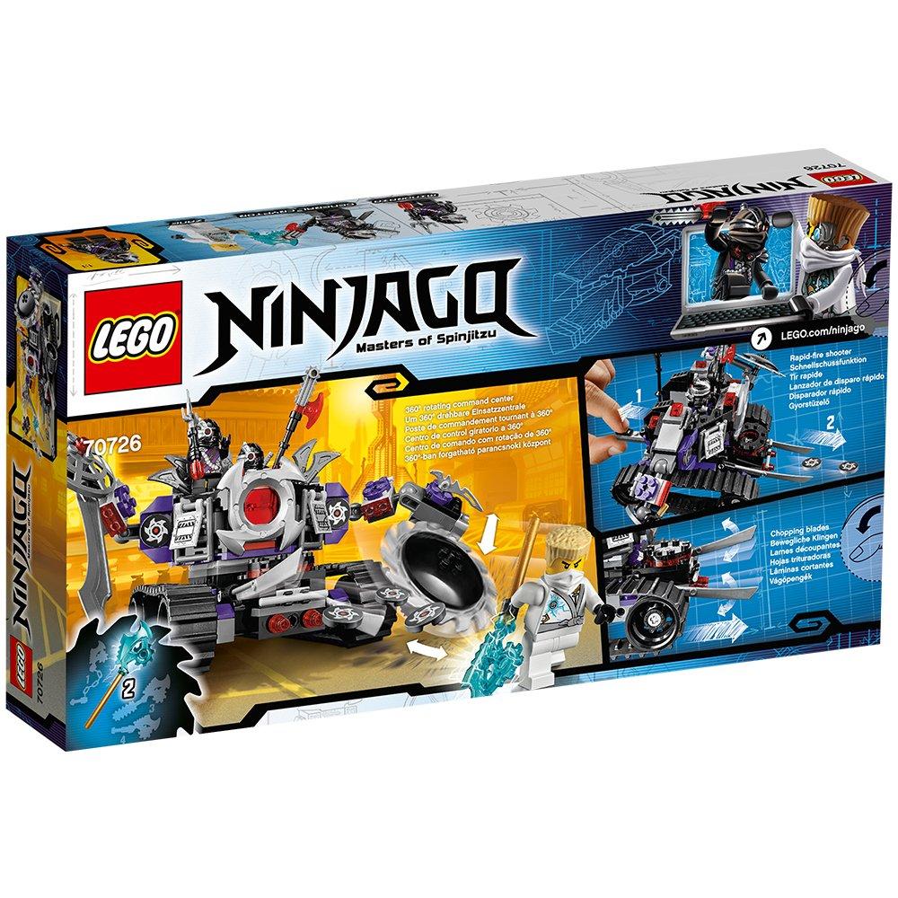 amazoncom lego ninjago rebooted set 70726 destructoid toys games - Legocom Ninjago