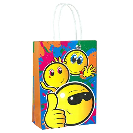 Bolsas de regalo para cumpleaños infantiles (12 unidades ...