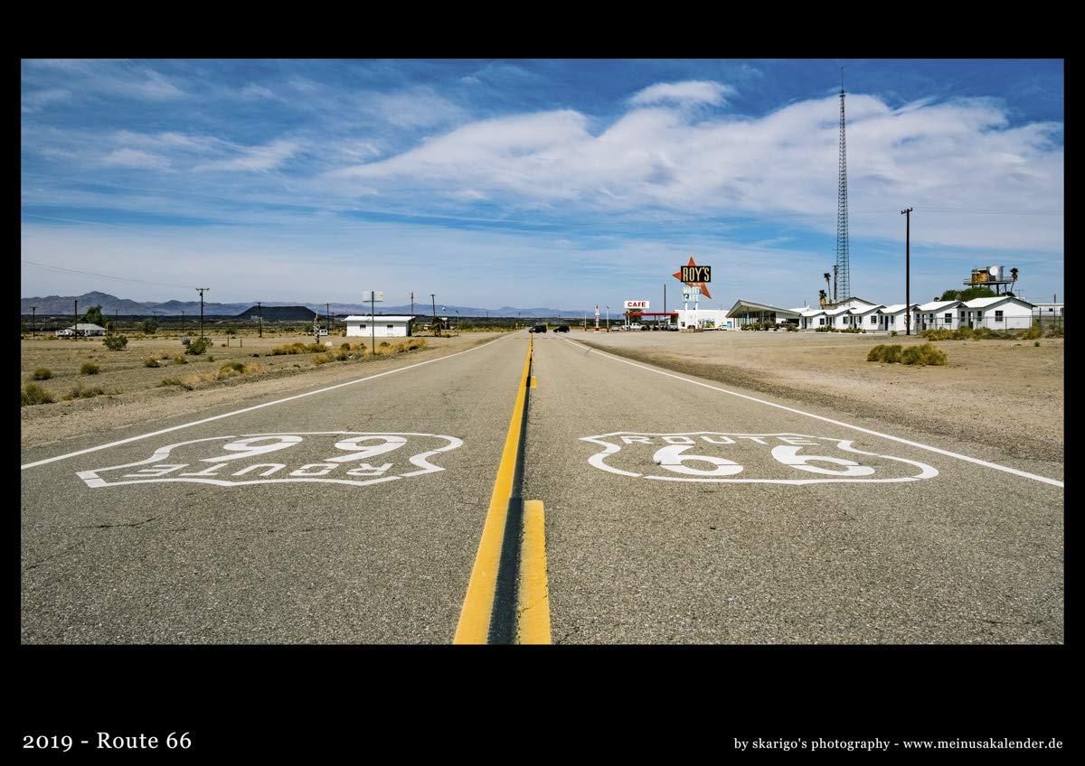 Amerika - Route 66 Kalender 2019 - der Kalender direkt vom Fotografen (DIN A2) B07H2Q4YYB      Stil